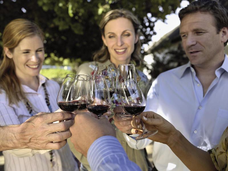 Menschen trinken Wein c shutterstock c Air Images | HON10200