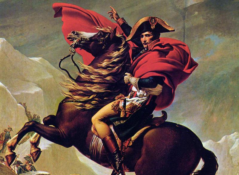 Frankreich Paris Napoleon Bonaparte quer pixabay | PAR19590