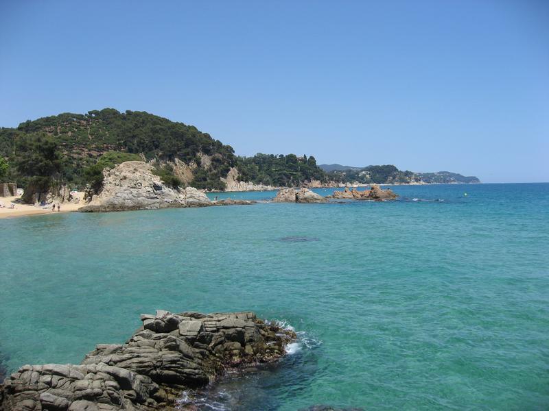 Spanien Costa Brava St Cristina Küste | GRO94130