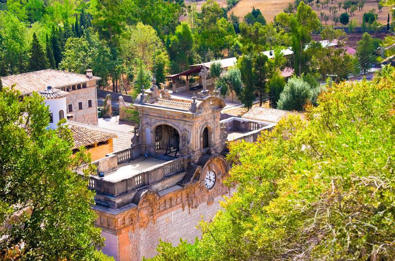 Kloster Santuari de Lluc | MAL11100