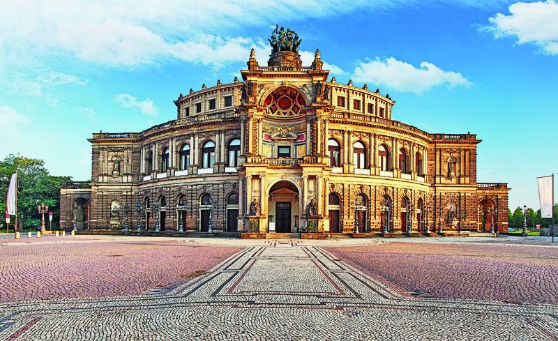 Dresden, Semperoper | DRS19410