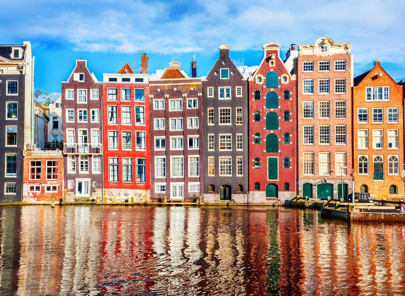 Grachten in Amsterdam   RHN70800