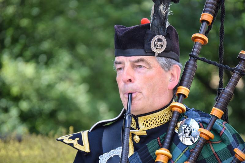 Dudelsackspieler in Schottland | SCI90100