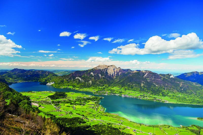 Panoramablick auf Wolfgangsee | SAL21710