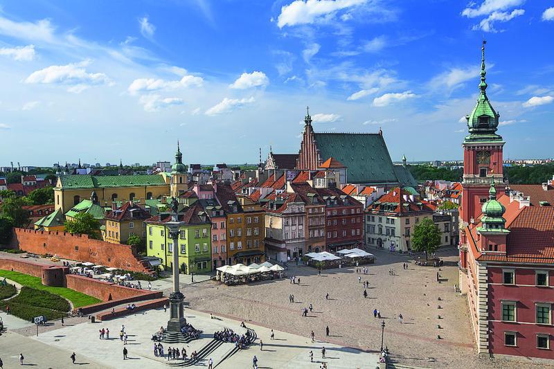 Warschau, Markplatz | WAW10700