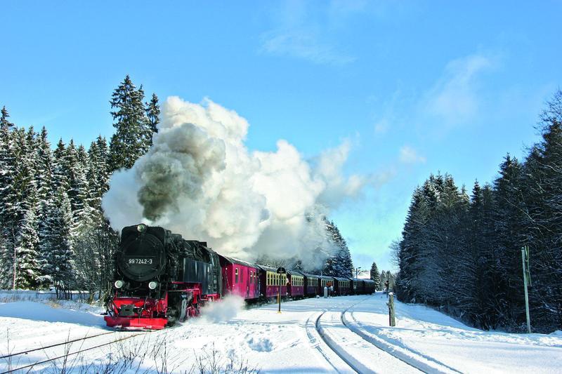 Harzer Schmalspurbahn   BAU15600