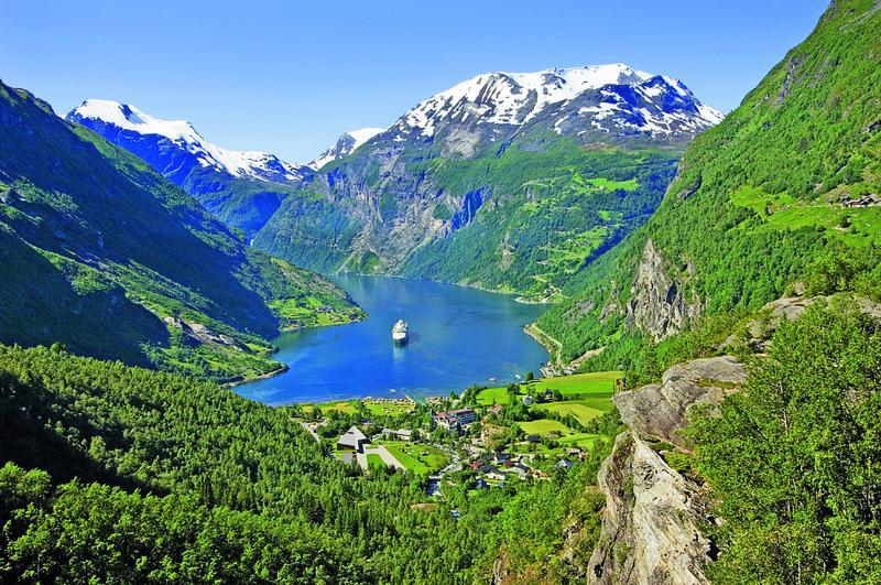 Geirangerfjord | NWF13100
