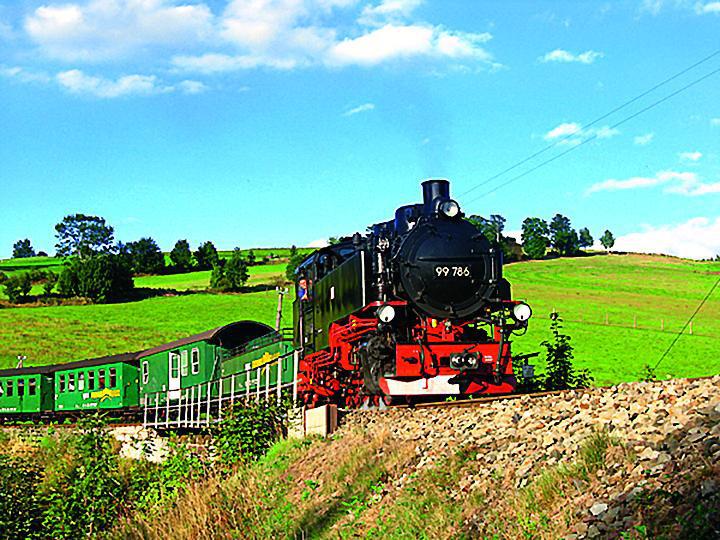Fichtelbergbahn | ERZ15700