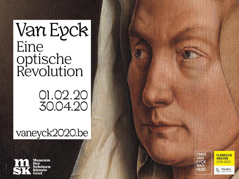Belgien Gent Van Eyck DE campaign ohne © | GNT10300