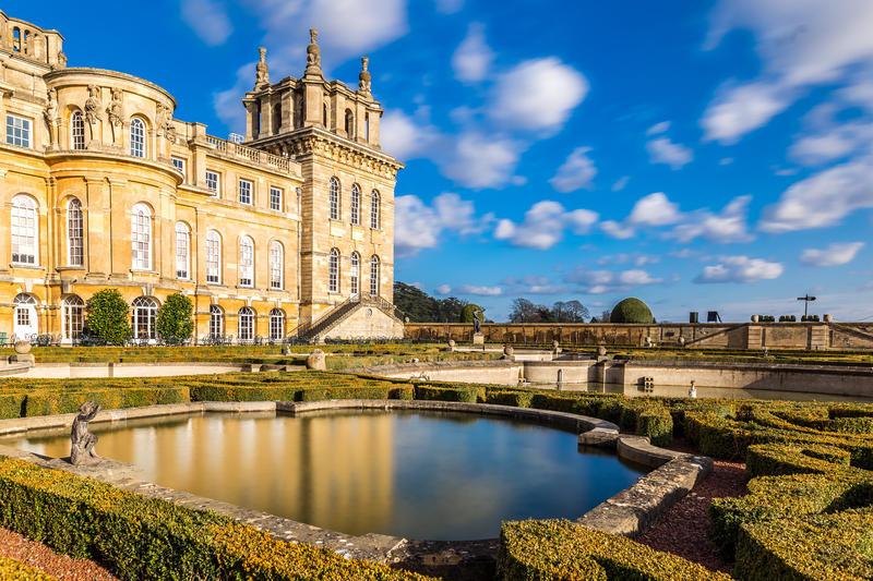 Blenheim Palace | SWI10400