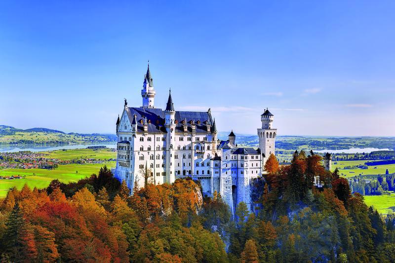 Schloss Neuschwanstein | ZSR10700