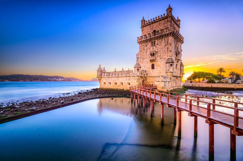 Lissabon Torre de Belem | EPP10800