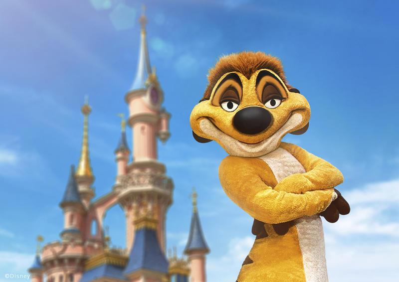 Frankreich Paris Disneyland Themenpark Timon | PAR17480